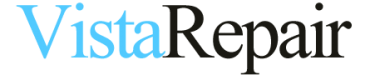 Vista repair logo